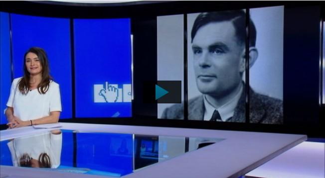 Turing, le web, les nazis et France 24