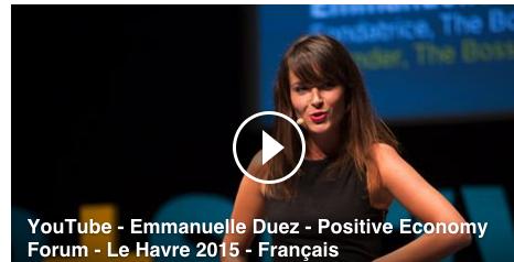 Emmanuelle Duez - generation Z