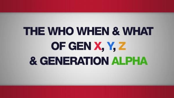 La génération Z : who, when, what ?